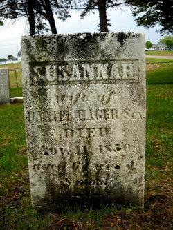 Susannah <I>Cramer</I> Hager