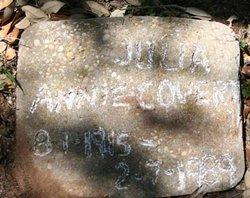 Julia Annie <I>Hardcastle</I> Covert