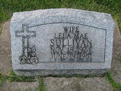 Mrs Lela Mae <I>Smith</I> Sullivan