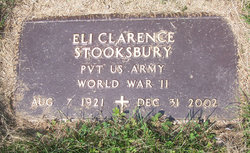 Eli Clarence Stooksbury
