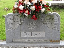 Sara <I>Dial</I> DeLay