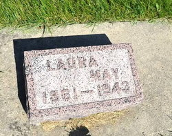 Laura May <I>Parrish</I> Allen