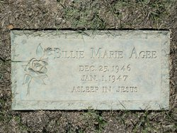 Billie Marie Agee