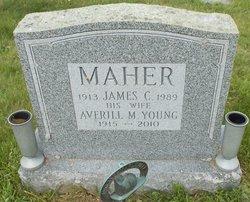 James C Maher