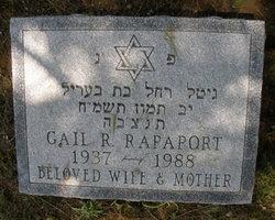 Gail R. Rapaport
