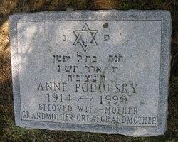 Anne Podolsky