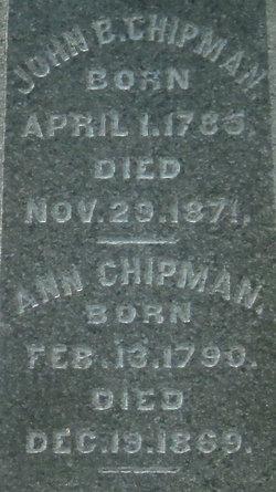 John B. Chipman