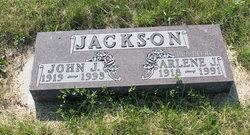 Arlene J <I>Koehler</I> Jackson