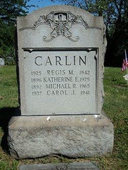 Regis M. Carlin
