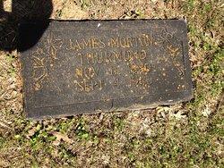 James Morton Thurmond