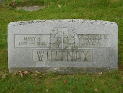 Mary A. Whitney
