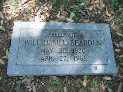 """Will O. """"Bill"""" Bearden"""