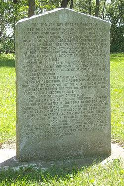 Seven Day Baptist Cemetery