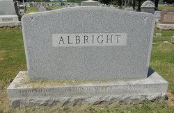 Edith <I>Ritter</I> Albright