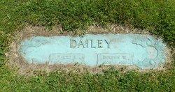 Harold Sherman Dailey