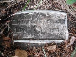 Edward Marshall