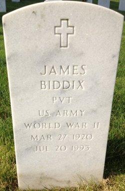 James Biddix