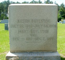 Mary <I>Reed</I> Boylston