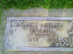 Grace Pauline <I>Prisbrey</I> Mitchell