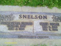 Janey Pearl <I>Morris</I> Snelson