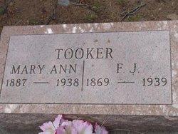 "Francis James ""Frank"" Tooker"