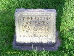 Joseph Clark Hafen