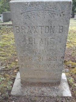 Braxton Benjamin Blake