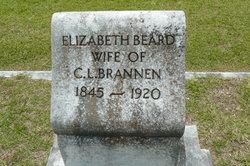 Samantha Elizabeth <I>Beard</I> Brannen