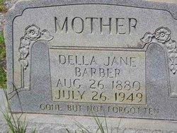 Della Jane <I>Peacock</I> Barber