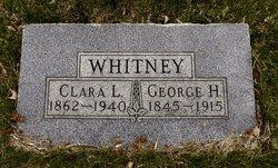 Clara <I>Poquette</I> Whitney