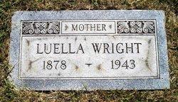 Luella <I>Lucas</I> Wright