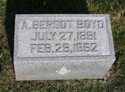 A Bersot Boyd
