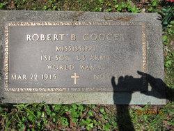 Sgt Robert B. Goocey