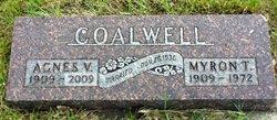 Agnes V <I>Lofgren</I> Coalwell