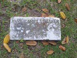 Annie Camilla Dasher