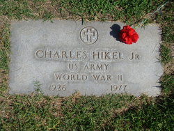 Charles Hikel, Jr.