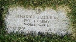 Benedict J Aguilar, Sr