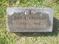 Daniel Edward Creeden