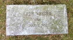 Lizzie Webster