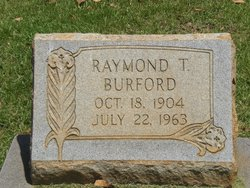 Raymond T Burford