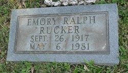 Emory Ralph Rucker