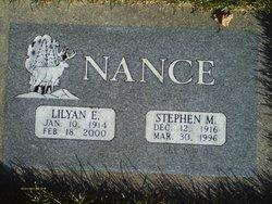 Stephen Marion Nance