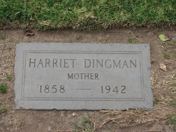 Harriet Anne <I>Mowrey</I> Dingman