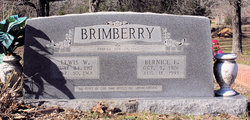 Bernice Edith <I>Graham</I> Brimberry