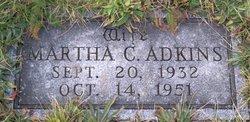 Martha C. Adkins