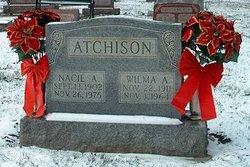 Wilma Alene <I>Smith</I> Atchison