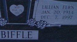 Lillian Fern <I>Wisdom</I> Biffle
