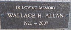 Wallace Harding Allan