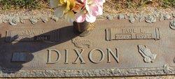 Alva <I>Deviney</I> Dixon