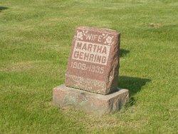 Martha <I>Kolokowski</I> Gehring